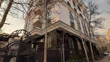 رهن آپارتمان نیاوران ۱۲۰ متری نوساز