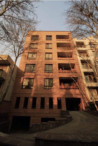 اجاره آپارتمان ۱۲۵ متری دروس