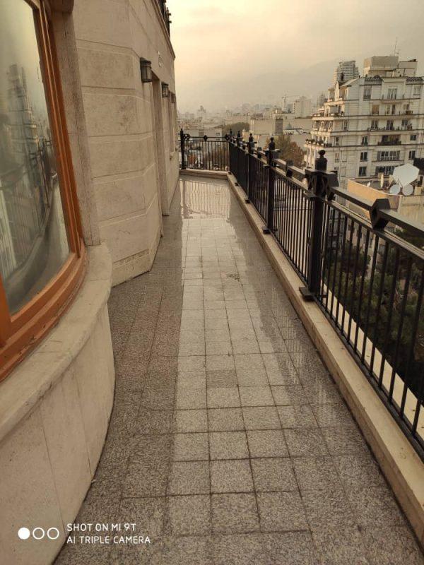 اجاره برج باغ فرمانیه 550 متردوبلکس