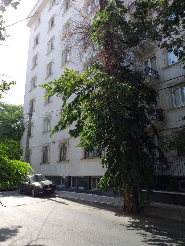 فروش آپارتمان دروس۹۵ متری زیرهمکف