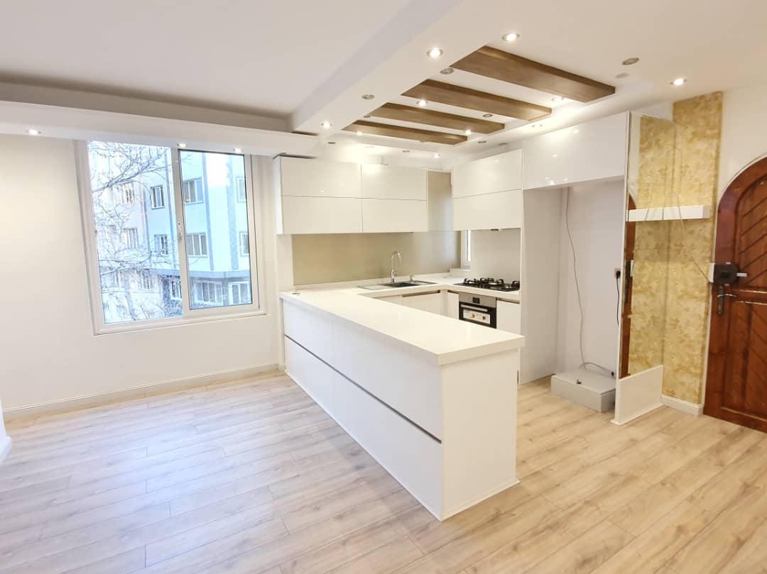 فروش آپارتمان دیباجی جنوبی۹۰مترکم واحد بازسازی شاهانه