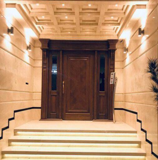 فروش آپارتمان کیکاووس ۱۸۵ متر کمواحد  کلید نخورده