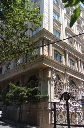 فروش آپارتمان کامرانیه شمالی شیبانی۲۳۰متر تکواحدی ۵ساله