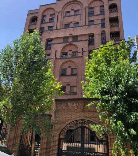 فروش آپارتمان قیطریه ۱۲۰متر ۲خواب ۳ساله طبقه ۶